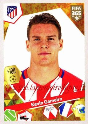 N° 172 - Kévin GAMEIRO (2011-13, PSG > 2017-18, Atletico Madrid, ESP)