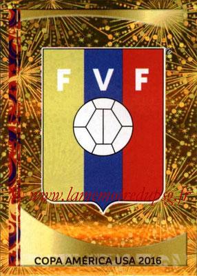 Panini Copa America Centenario USA 2016 Stickers - N° 278 - Logo Venezuela