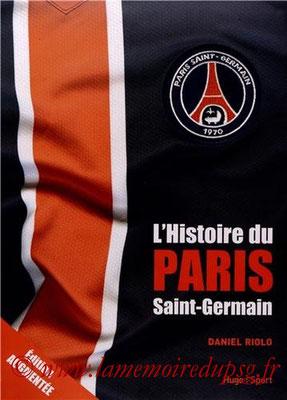 2012-11-17 - L'histoire du Paris Saint-Germain, Edition augmentée (Hugo & Compagnie, 248 pages)