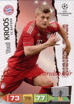 2011-12 - Panini Champions League Cards - N° 064 - Luiz GUSTAVO (FC Bayern Munich)