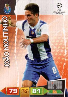 2011-12 - Panini Champions League Cards - N° 217 - Joao MOUTINHO (FC Porto)