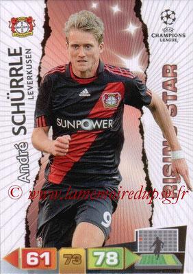 2011-12 - Panini Champions League Cards - N° 055 - André SCHURRLE (Bayer 04 Leverkusen)
