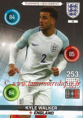 Panini England 2016 Adrenalyn XL - N° 046