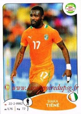 N° 386 - Siaka TIENE (2010-13, PSG > 2014, Côte d'Ivoire)