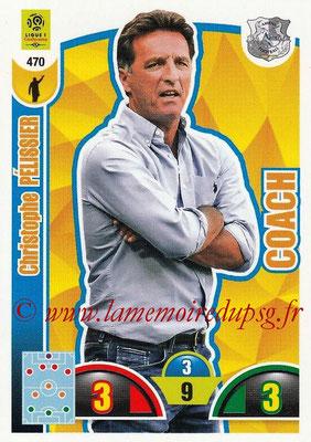 2018-19 - Panini Adrenalyn XL Ligue 1 - N° 470 - Christophe PELISSIER (Amiens) (Coach)