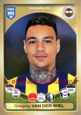 N° 400 - Gregory VAN DER WIEL (2012-16, PSG > 2016-17, Fenerbahçe SK, TUR)