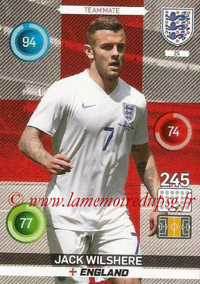 Panini England 2016 Adrenalyn XL - N° 025
