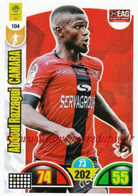 2018-19 - Panini Adrenalyn XL Ligue 1 - N° 104 - Abdoul CAMARA (Guingamp)