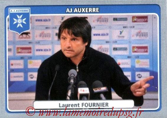N° 029 - Laurent FOURNIER (1991-94 et 1995-98, PSG > Fev 2005-Dec 2006, Entraîneur PSG > 2011-12, Entraîneur Auxerre)
