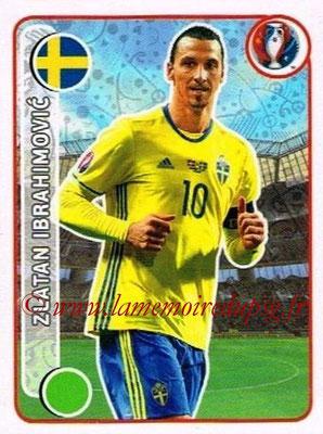 N° 543 - Zlatan IBRAHIMOVIC (2012-??, PSG > 2016, Suède)