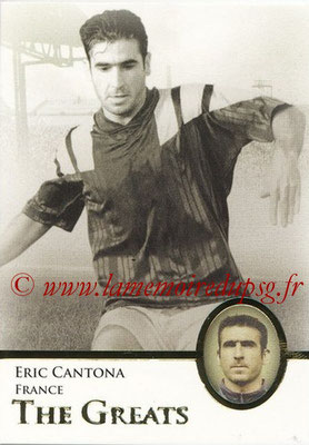 2013 - Futera World Football Unique - N° 105 - Eric CANTONA (France) (The Greats)