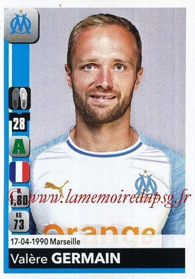 2018-19 - Panini Ligue 1 Stickers - N° 216 - Valère GERMAIN (Marseille)