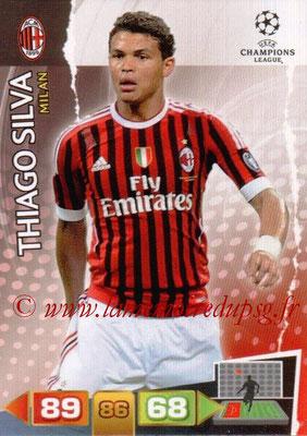 N° 160 - Thiago SILVA (2011-12, Milan AC, ITA > 2012-??, PSG)