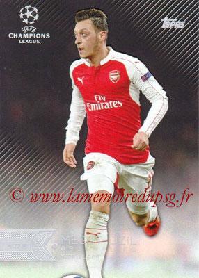 2015-16 - Topps UEFA Champions League Showcase Soccer - N° 139 - Mesut ÖZIL (Arsenal FC)
