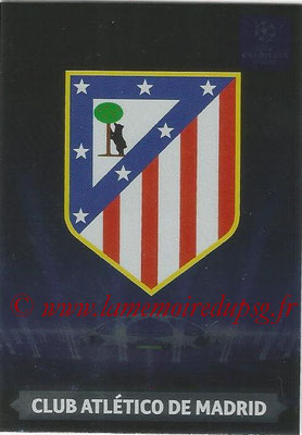 2013-14 - Adrenalyn XL champions League N° 005 - Club Atletico de Madrid