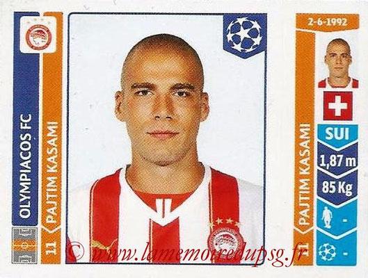 2014-15 - Panini Champions League N° 078 - Pajtim KASAMI (Olympiacos FC)