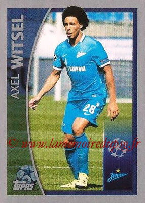 2015-16 - Topps UEFA Champions League Stickers - N° 577 - Axel WITSEL (FC Zenit) (Player to Watch)