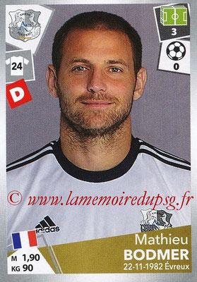 N° 003 - Mathieu BODMER (2010-13, PSG > 2017-18, Amiens)