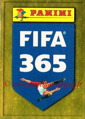 2015-16 - Panini FIFA 365 Stickers - N° 008 - Logo Collection FIFA 365