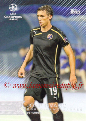 2015-16 - Topps UEFA Champions League Showcase Soccer - N° 154 - Josip PIVARIC (GNK Dinamo Zagreb)