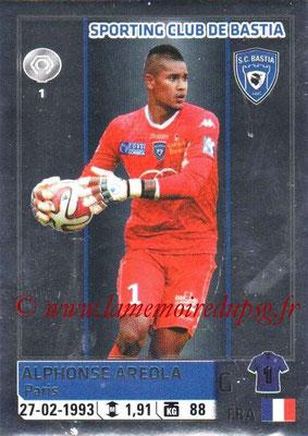 N° 023 - Alphonse AREOLA (2012-??, PSG > 2014-15, Prêt à Bastia)