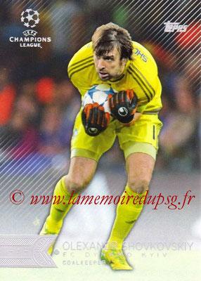 2015-16 - Topps UEFA Champions League Showcase Soccer - N° 170 - Olexandr SHOVKOVSKIY (FC Dynamo Kiev)