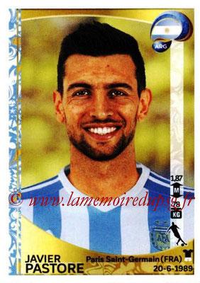 Panini Copa America Centenario USA 2016 Stickers - N° 319 - Javier PASTORE (Argentine)