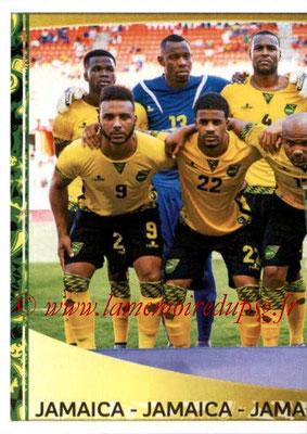 Panini Copa America Centenario USA 2016 Stickers - N° 255 - Equipe Jamaïque1