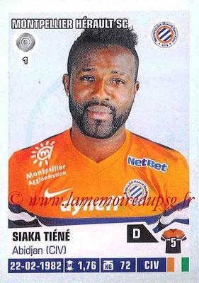 N° 252 - Siaka TIENE (2010-13, PSG > 2013-14, Montpellier)