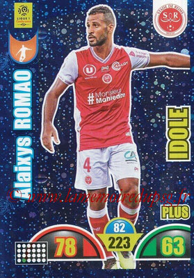 2018-19 - Panini Adrenalyn XL Ligue 1 - N° 514 - Alaixys ROMAO (Reims) (Idole Plus)