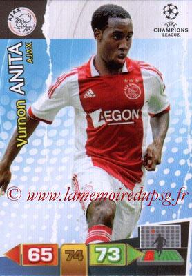 2011-12 - Panini Champions League Cards - N° 004 - Vurnon ANITA (AFC Ajax)