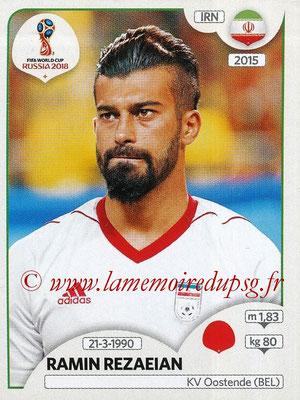 2018 - Panini FIFA World Cup Russia Stickers - N° 180 - Ramin REZAEIAN (Iran)
