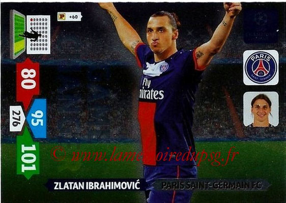 N° 348 - Zlatan IBRAHIMOVIC  (Game Changer)