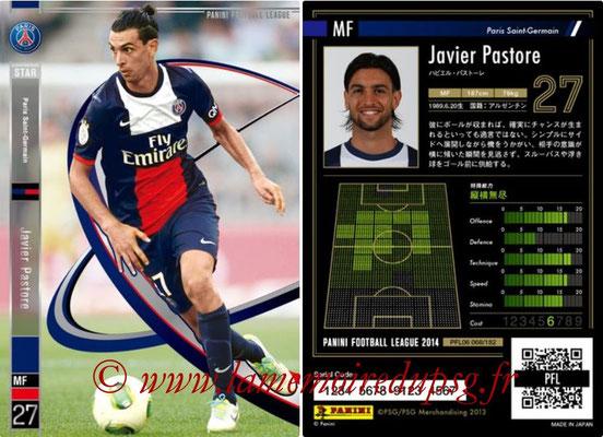 N° 068 - Javier PASTORE