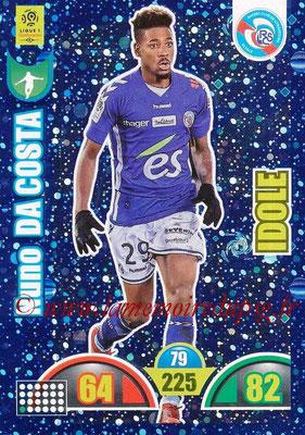 2018-19 - Panini Adrenalyn XL Ligue 1 - N° 394 - Nuno DA COSTA (Strasbourg) (Idole)