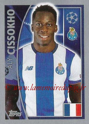 2015-16 - Topps UEFA Champions League Stickers - N° 469 - Aly CISSOKHO (FC Porto)