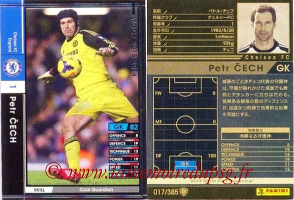 2013-14 - WCCF - N° 017 - Petr CECH (Chelsea FC)