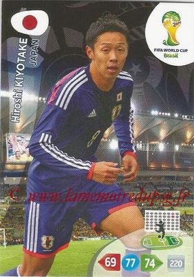 2014 - Panini FIFA World Cup Brazil Adrenalyn XL - N° 232 -Hiroshi KIYOTAKE (Japon)