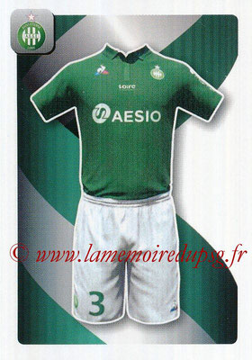 2018-19 - Panini Ligue 1 Stickers - N° 449 - Maillot Saint-Etienne