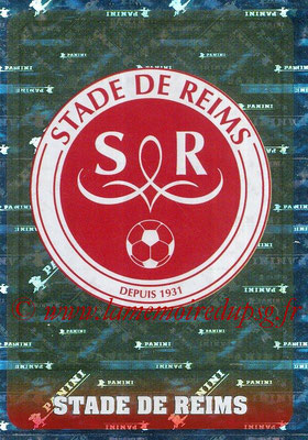2018-19 - Panini Ligue 1 Stickers - N° 376 - Ecusson Reims