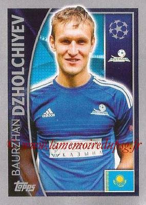 2015-16 - Topps UEFA Champions League Stickers - N° 216 - Baurzhan DZHOLCHIYEV (FC Astana)