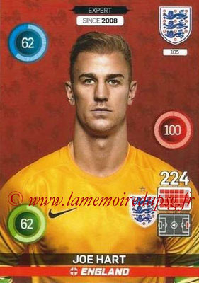 Panini England 2016 Adrenalyn XL - N° 105