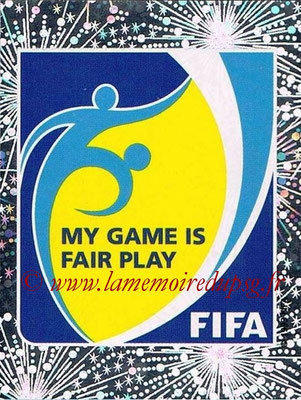 2010 - Panini FIFA World Cup South Africa Stickers - N° 00