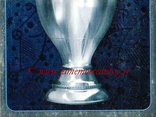 Panini Euro 2016 Stickers - N° 006 - Trophée UEFA  2