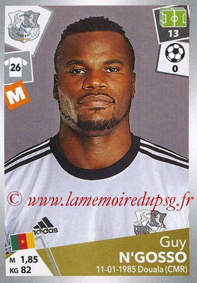 2017-18 - Panini Ligue 1 Stickers - N° 014 - Guy N'GOSSO (Amiens)