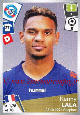 2017-18 - Panini Ligue 1 Stickers - N° 445 - Kenny LALA (Strasbourg)