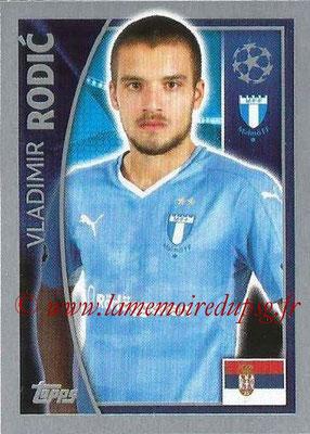 2015-16 - Topps UEFA Champions League Stickers - N° 071 - Vladimir RODIC (Malmö FF)