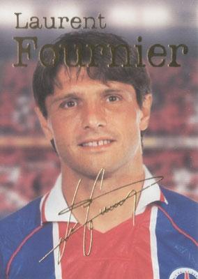 N° 013 - Laurent FOURNIER (Recto)