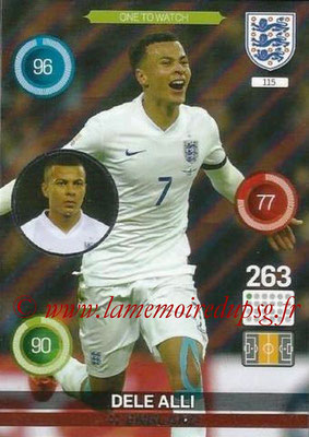 Panini England 2016 Adrenalyn XL - N° 115