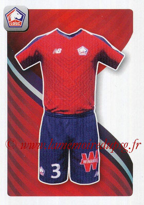 2018-19 - Panini Ligue 1 Stickers - N° 174 - Maillot Lille